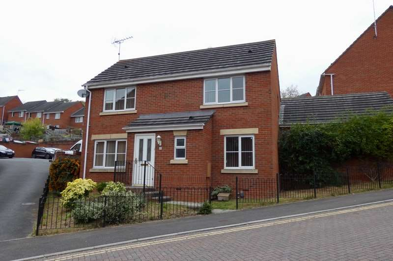3 Bedrooms Detached House for sale in Clover Avenue, Exeter, Devon, EX4