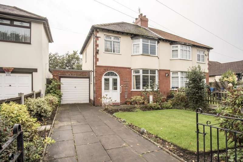 3 Bedrooms Semi Detached House for sale in Higher Road, Liverpool, L26 9UE