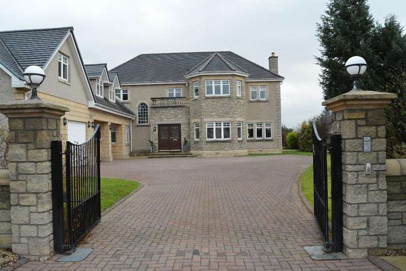 6 Bedrooms Detached House for sale in Castle View, Airth, Falkirk, FK2 8GE