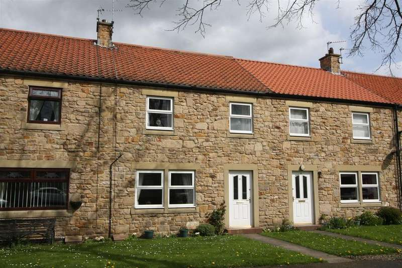 3 Bedrooms Terraced House for sale in Winston Road, Staindrop