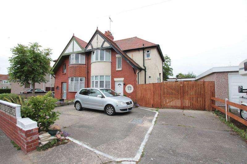 3 Bedrooms Semi Detached House for sale in Weaver Avenue, Rhyl