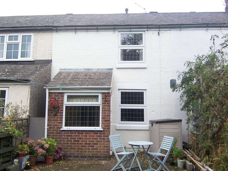 2 Bedrooms Cottage House for sale in Church Lane, Horsley Woodhouse