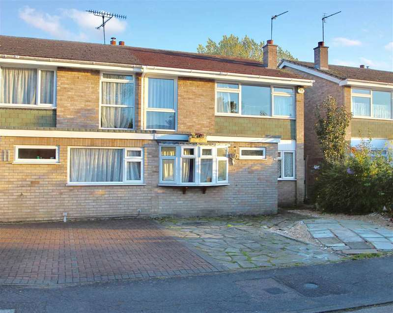 5 Bedrooms Semi Detached House for sale in Keelers Way, Great Horkesley, Colchester