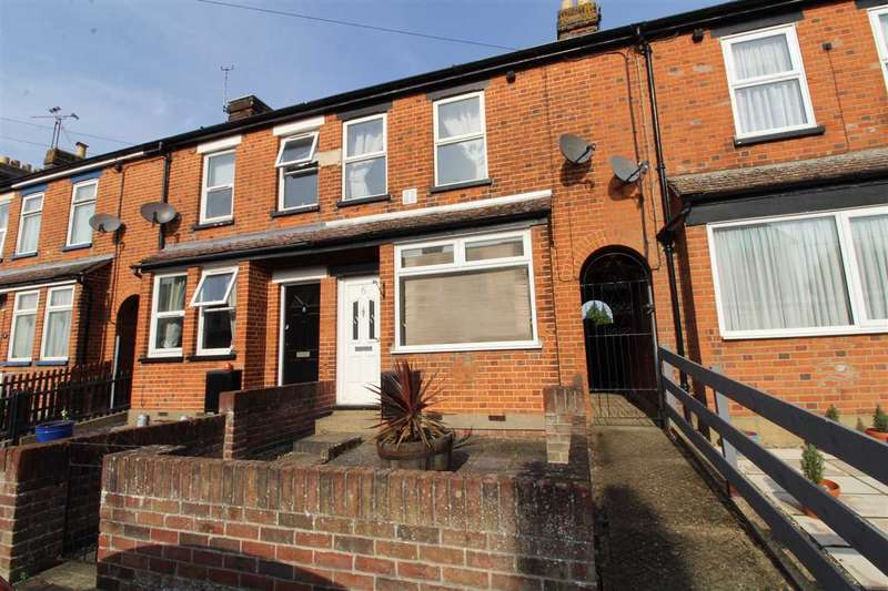 3 Bedrooms Terraced House for sale in Bostock Road, Ipswich
