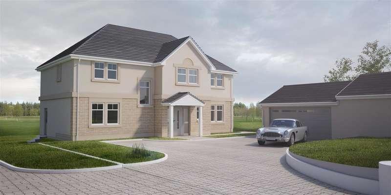 5 Bedrooms Detached House for sale in The Oaks, Glenbervie Mews, Stirling Road, Larbert
