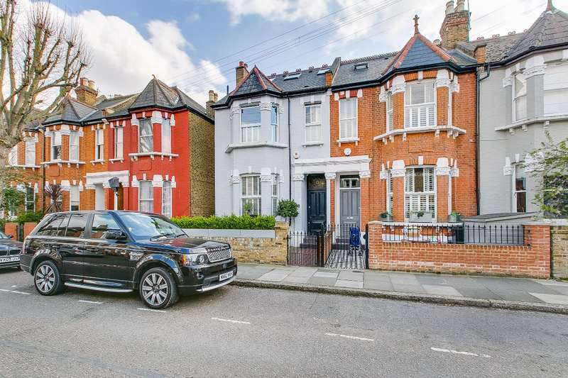 5 Bedrooms Semi Detached House for sale in Beaconsfield Road, St. Margaret's
