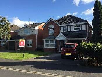 4 Bedrooms Detached House for sale in Pindars Way, Barlby