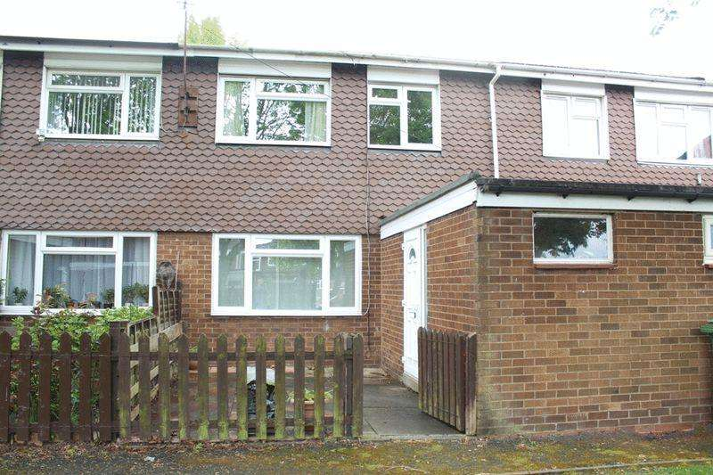 3 Bedrooms Terraced House for sale in New Park Road, Castlefields, Shrewsbury, SY1 2RS