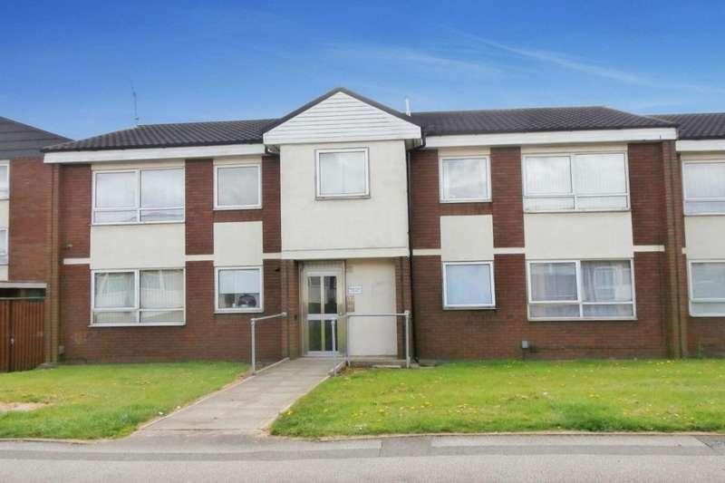 2 Bedrooms Flat for sale in Abbey Street, Nuneaton, CV11