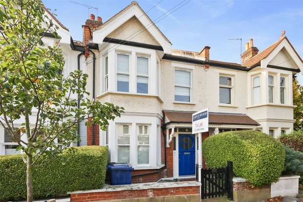 4 Bedrooms Terraced House for rent in Greenend Road, Chiswick