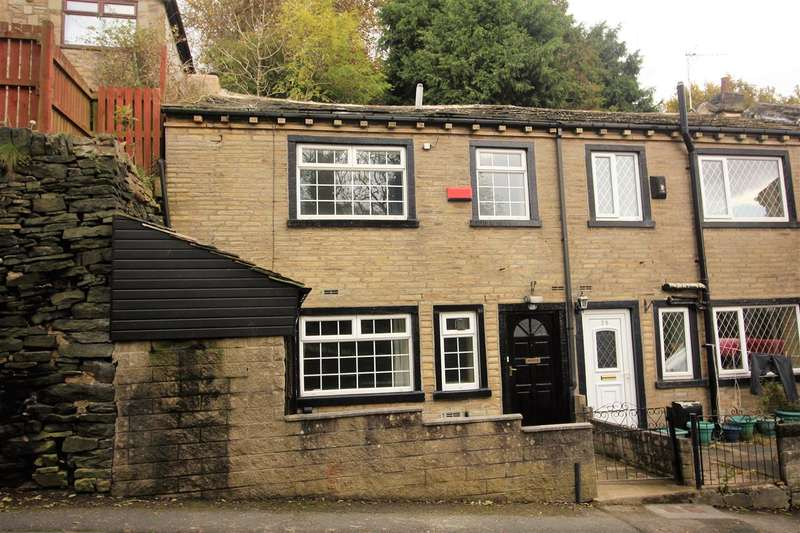 2 Bedrooms Cottage House for sale in Ramsden Street, Wheatley, Halifax