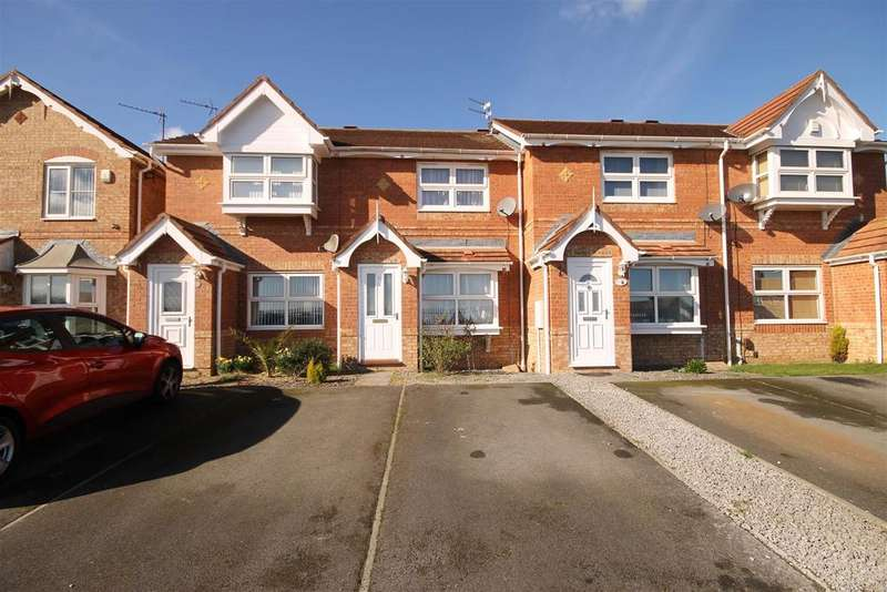 2 Bedrooms Terraced House for sale in Whin Meadows, Hartlepool