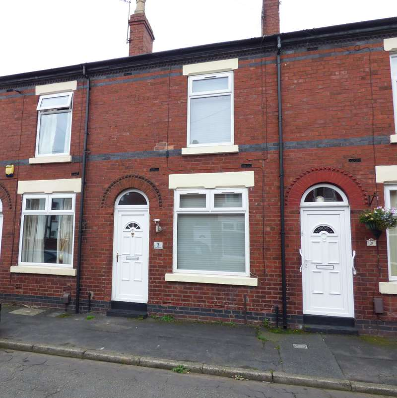 2 Bedrooms Terraced House for sale in Violet Street, Heaviley, Stockport