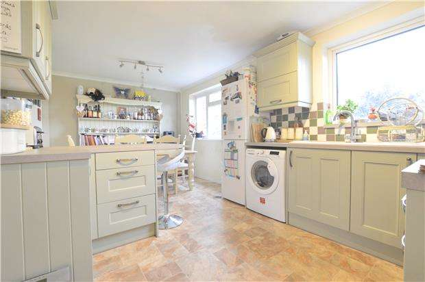 3 Bedrooms Semi Detached House for sale in Mitton, TEWKESBURY, Gloucestershire, GL20 8AU