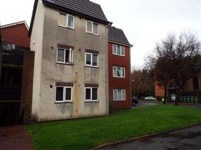 1 Bedroom Flat for sale in The Paddock, Fulwood, Preston, Lancashire