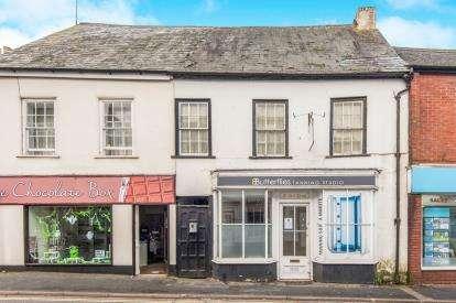 1 Bedroom Maisonette Flat for sale in Honiton, Devon