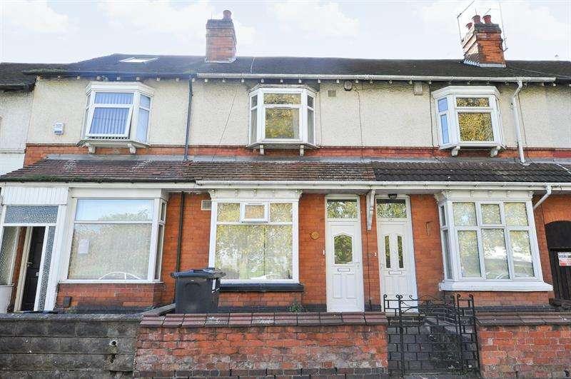 3 Bedrooms Terraced House for sale in Warwards Lane, Selly Oak, Birmingham