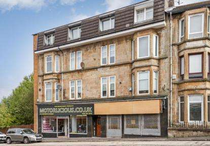 2 Bedrooms Flat for sale in Glasgow Road, Cambuslang, Glasgow