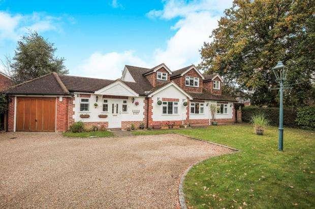 5 Bedrooms Detached House for sale in Woodham, Surrey