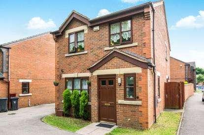 3 Bedrooms Detached House for sale in Tudor Gardens (SHARED OWNERSHIP), Erdington, Birmingham, West Midlands