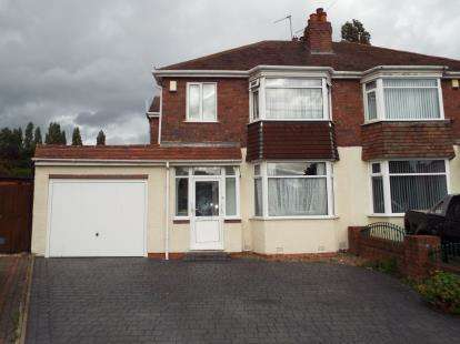 3 Bedrooms Semi Detached House for sale in Epwell Grove, Kingstanding, Birmingham, West Midlands