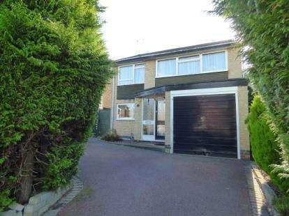4 Bedrooms Detached House for sale in Dean Close, Littleover, Derby, Derbyshire
