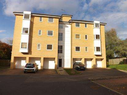 2 Bedrooms Flat for sale in Calvie Croft, Hodge Lea, Milton Keynes, Buckinghamshire