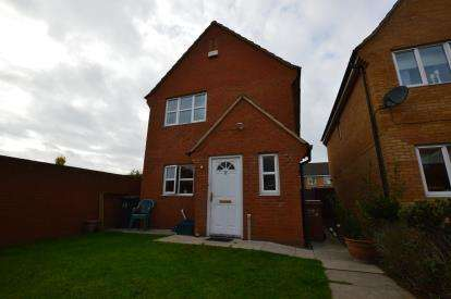 3 Bedrooms Detached House for sale in Baulmsholme Close, Northampton, Northamptonshire