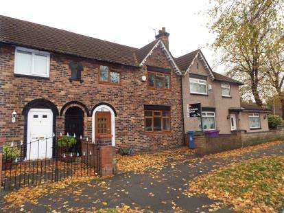 3 Bedrooms Terraced House for sale in Oakhill Road, Liverpool, Merseyside, England, L13