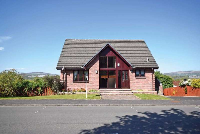 5 Bedrooms Detached House for sale in Main Road, Langbank, Renfrewshire, PA14 6UX