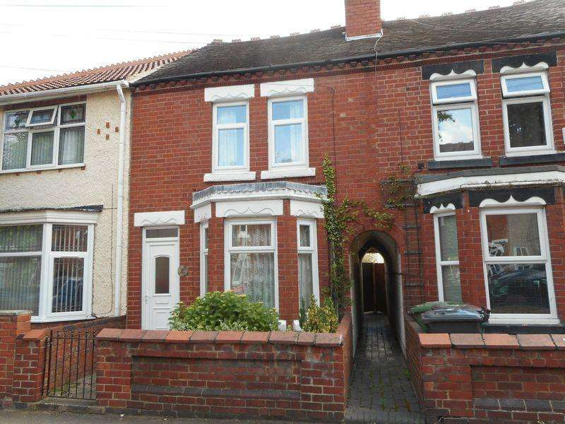 3 Bedrooms Terraced House for sale in Marlborough Road, Nuneaton