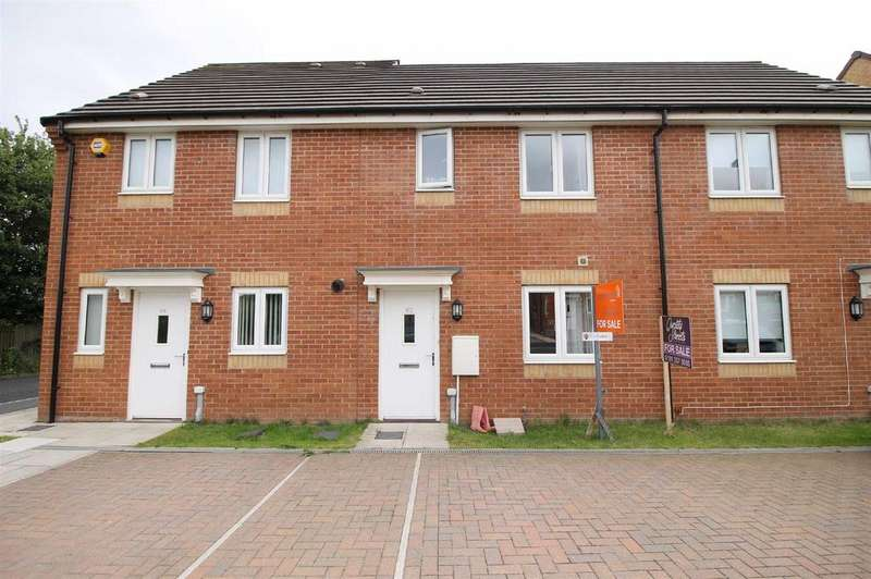 2 Bedrooms Terraced House for sale in Brookville Crescent, Newcastle Upon Tyne