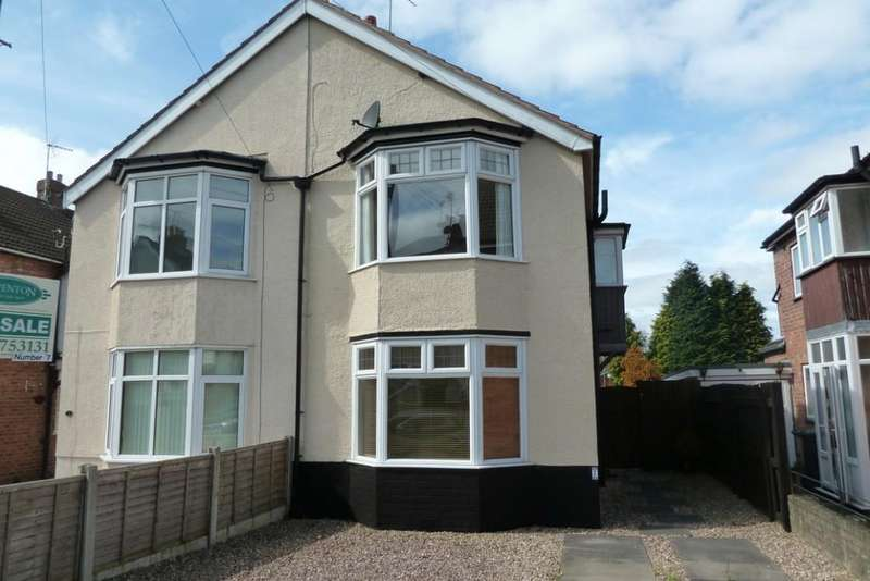 3 Bedrooms Semi Detached House for sale in Leyland Avenue, Merridale, Wolverhampton