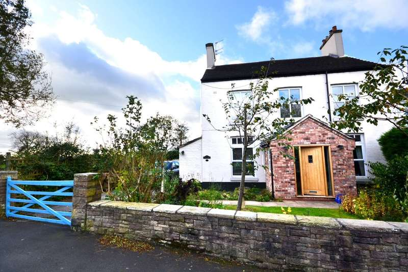 4 Bedrooms Semi Detached House for sale in Whirley Road, Macclesfield