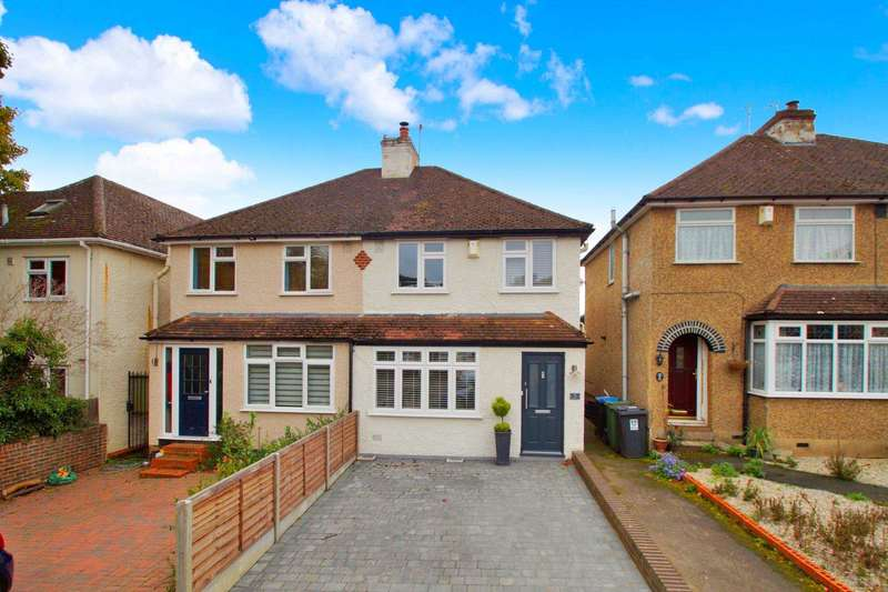 3 Bedrooms Semi Detached House for sale in Melsted Road, Hemel Hempstead