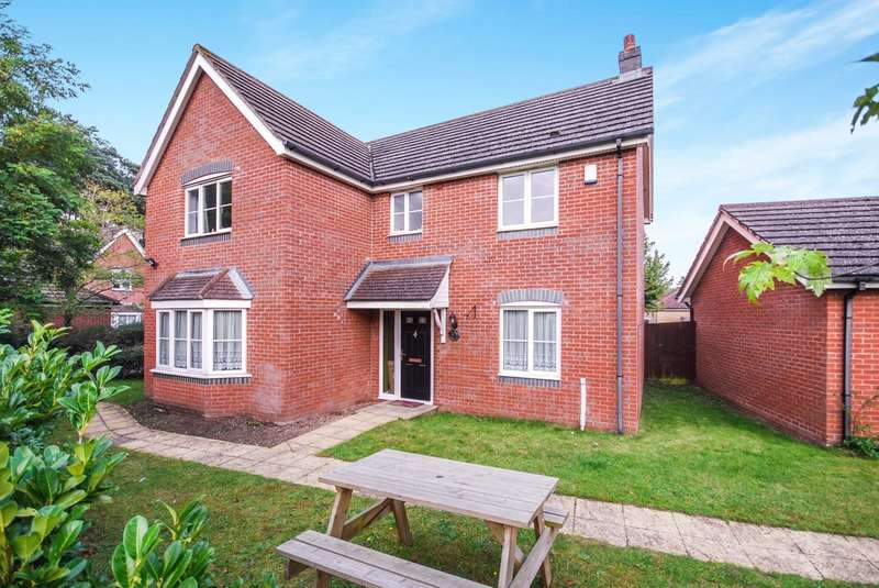 4 Bedrooms Detached House for sale in Coney Close, Thetford
