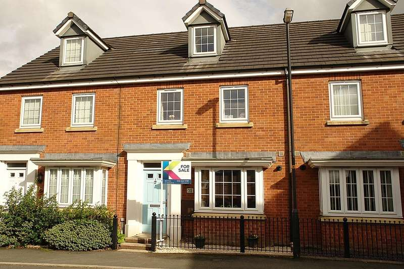 3 Bedrooms Town House for sale in The Fairways, Royton