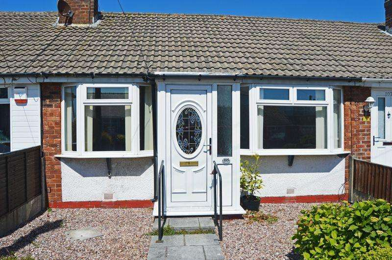 1 Bedroom Bungalow for sale in Northumberland Avenue, Thornton-Cleveleys