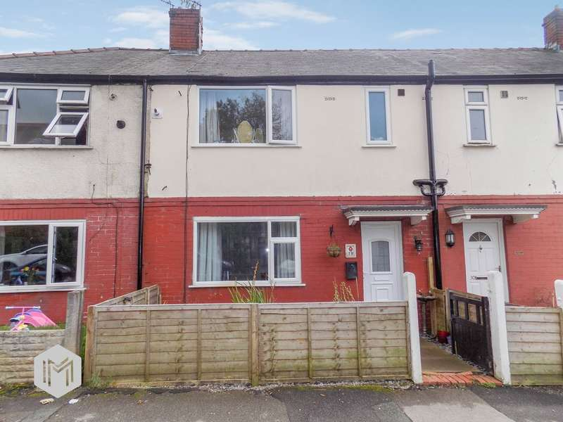 3 Bedrooms Terraced House for sale in Queen Street, Horwich, Bolton, BL6