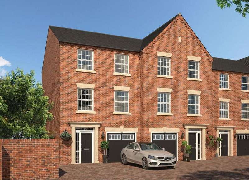 4 Bedrooms Semi Detached House for sale in Wyvern Grange, Dore