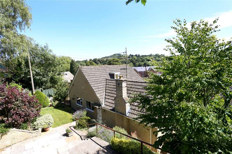 3 Bedrooms Detached Bungalow for sale in Cainscross Road, Stroud, Gloucestershire, GL5