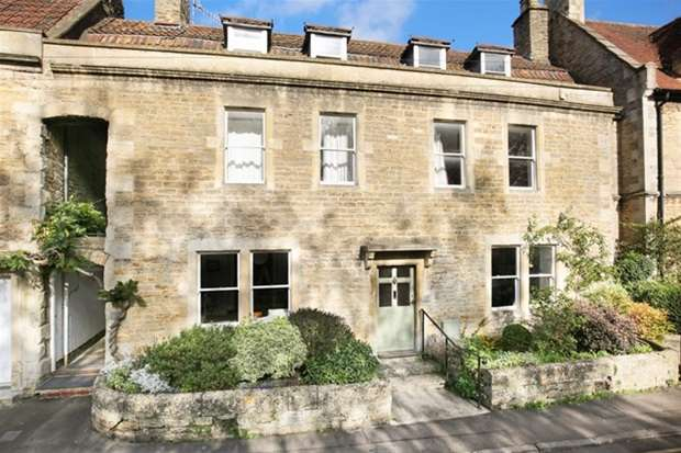 4 Bedrooms Terraced House for sale in The Malt House, Willow Vale, Frome