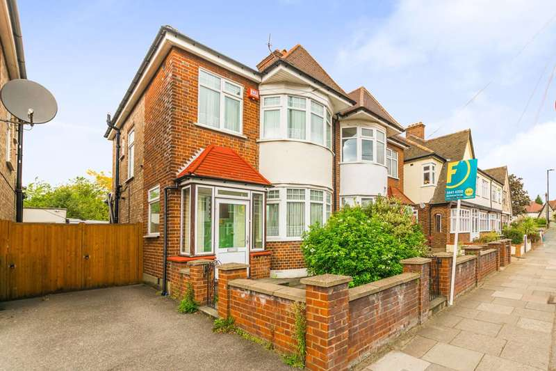 3 Bedrooms House for sale in Perth Road, Wood Green, N22