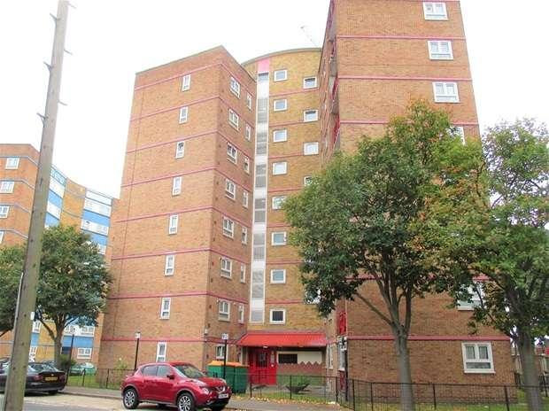 1 Bedroom Flat for sale in Boleyn Road, London