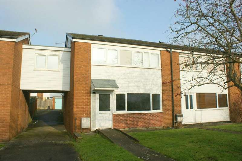 4 Bedrooms Terraced House for sale in St Margaret Way, Wrexham, LL12