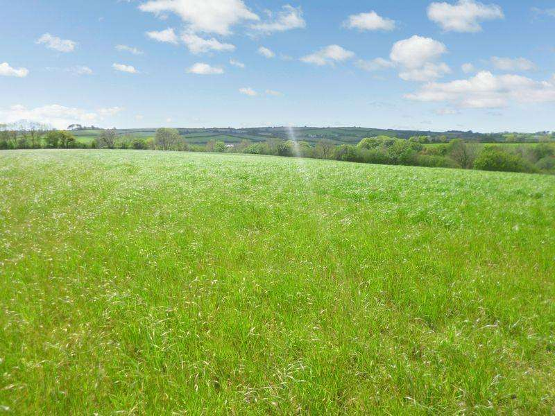 Land Commercial for sale in Harrowbarrow, Callington