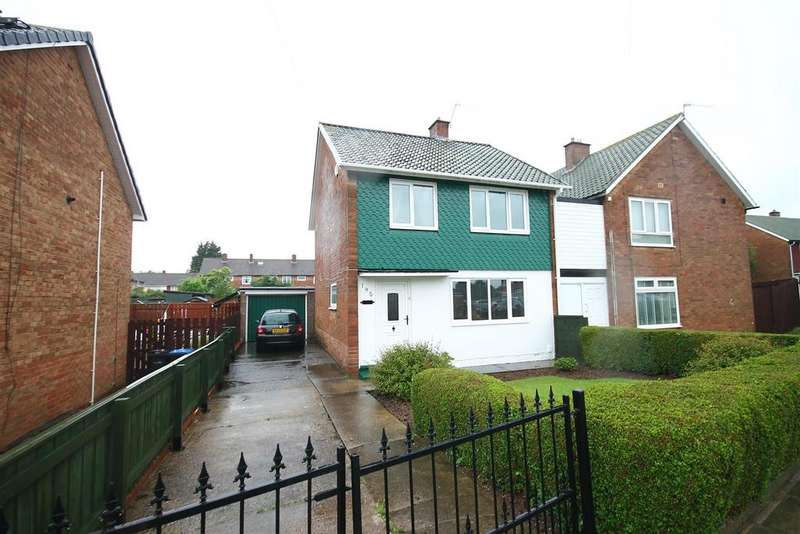 3 Bedrooms Link Detached House for sale in Broadwell Road, Middlesbrough