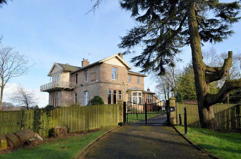 7 Bedrooms Detached Villa House for sale in Braevor, Newcraigs Drive, Carmunnock, Glasgow, G76 9AQ