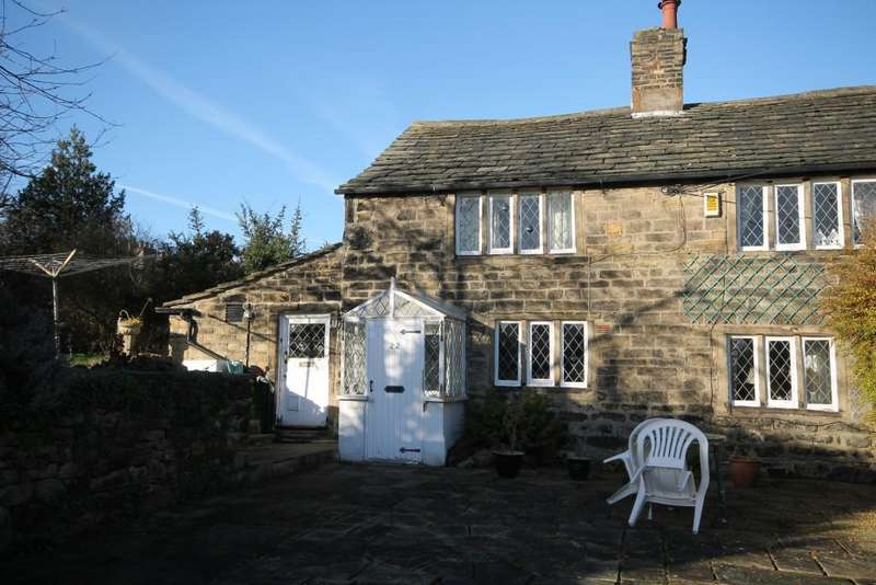 2 Bedrooms Terraced House for sale in Brook Hill, Baildon