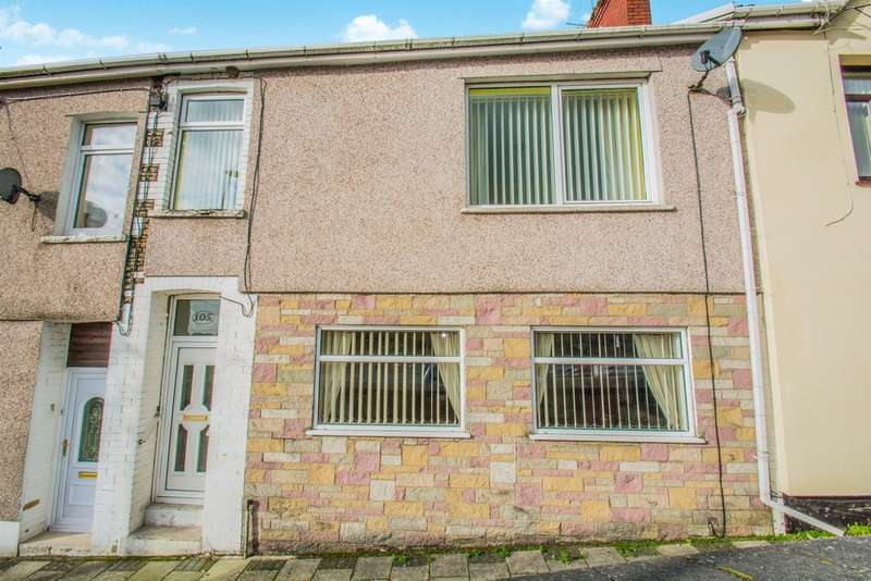4 Bedrooms Terraced House for sale in Gilfach Street, Bargoed